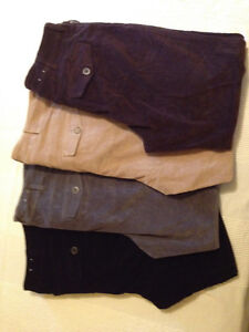 11 Pairs of Plus Size Pants - all NEW, never worn! $15 each OBO