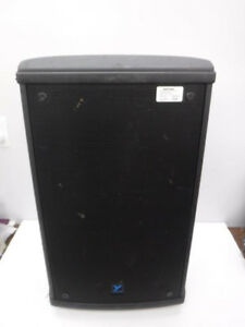Pair of Yorkville speakers with stands and full wiring included!