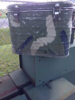 Military cooler iltis cucv 5/4 Chev army