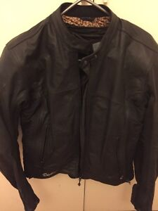 Women's joe rocket m/c jacket leather