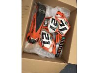 2004 to 2008 crfx Ktm 450 exc 2003 to 2007 kx