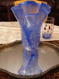 Magnifiques accessoires décoration en verre soufflé style Murano