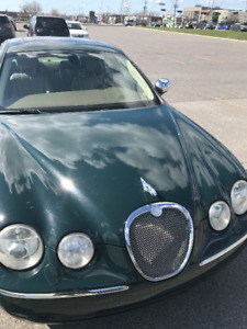 2007 Jaguar S-TYPE V8 4.2 Executive Sedan