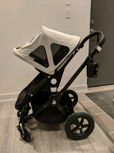 Bugaboo Cameleon Stroller with Sun Canopy, Cup Holder and Graco