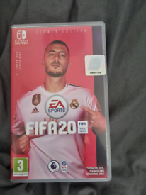 Fifa 20 switch game