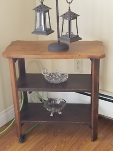 Accent Table / Bookcase