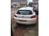 11 plate vw scirocco