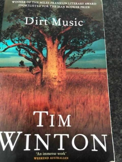 Book Dirt Music By Tim Winton Fiction Books Gumtree Australia Darebin Area Reservoir 1257260344