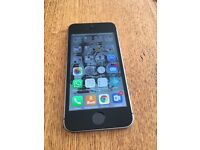 iPhone SE 64 GB Space grey unlocked