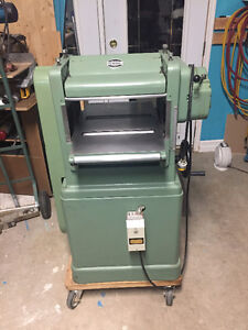 "14"" General Thickness Planer"