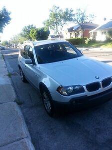 BMW X3 2005 2.5i