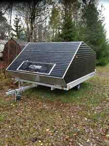 2011 10 ft enclosed trailer