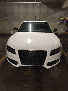 2010 Audi A5 Coupe S-line (2 door)