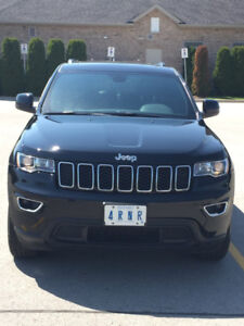 2017 Jeep Grand Cherokee Laredo 4X4  Only 7830 Klms