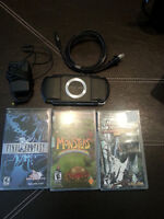 PSP, games & accessories
