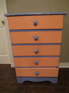 Small Chest of Drawers for kids' room