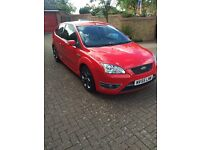 Ford Focus St-3 Red 2door 87000 miles