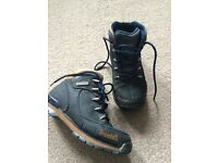 Timberland boys boots - size 13