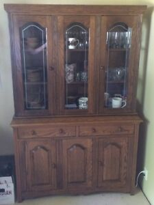 China Cabinet- Excellent Condition  $300.00