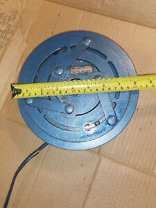 MARINE 2 GROVE 12 VOLT ELECTRIC CLUTCH PULLY