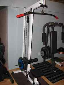 Northern Lights Cable Pull-Down / Lat Machine