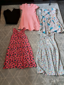 Bundle of girls clothes size 7