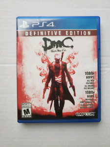 Devil May Cry Definitive Edition (PS4) - $30