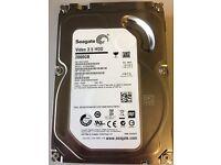 Seagate 2000gb (2TB) 3.5 HDD
