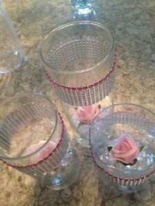 Wedding Centerpieces-Pink