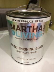 Martha Stewart faux finishing glaze (MSL7500) - 3.7 litres
