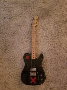 Fender Squier Telecaster Deryck Whibley signature pickup duncan
