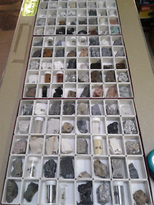 Canadian Mineral Survey 1968 Collection