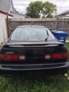 """INTEGRA GSR FOR SALE """"As Is"""""""