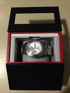 Guess mens watch stainless steel