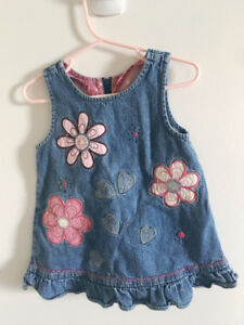Toddler dresses, tops, etc - 18 months
