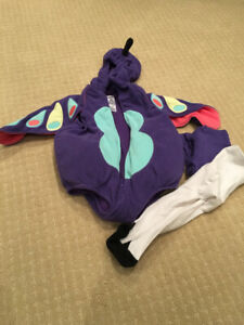 Carter's 12 month Butterfly Halloween Costume