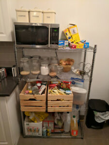 Metal KItchen Stand - Perfect Condition