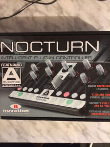 Novation Nocturn MIDI Controller