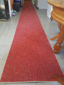 Top Quality New Woven Broadloom Carpet - 25' (Stairs or Hall)