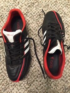 Adidas outdoor soccer shoes size 8.5 adult London Ontario image 1