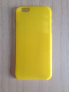 Brand new yellow case for iPhone 6 and iPhone 6S  Kitchener / Waterloo Kitchener Area image 1