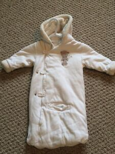 Baby Winter Bunting Suit