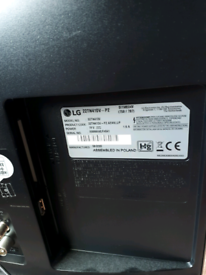 """LG tv 24"""" with remote in full working order"""