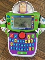 Vtech Toy Story 3 bBuzz Lightyear Learn n Go handheld computer