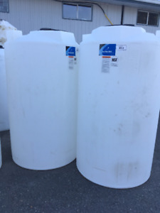 420 Gallon Vertical Tank - Twin Maple Tanks