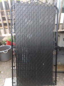 Porte de clôture Frost