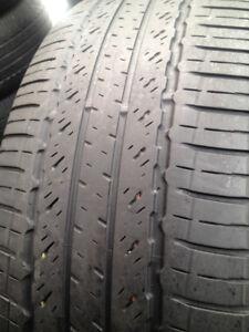 Set of 4 Toyo Summer tires 225/55/19