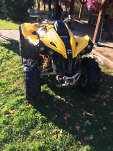 Can Am Renegade 2008  800cc need gone today, Reduced