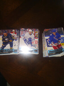 Young Gunz Rookie Hockey Cards