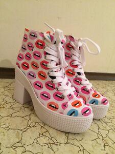 Cute Jeffrey Campbell Platform Boots